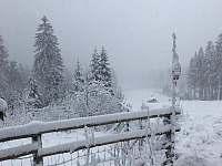 Zimní výšlap - Čistá