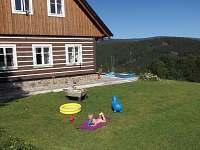 léto na chalupě Kulíšek - ubytování Strážné