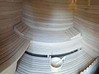Finská sauna - Mostek - Debrné