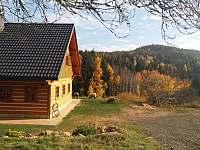 Podzim - chalupa k pronájmu Mostek - Debrné