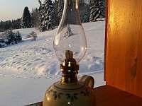 Zima - Mostek - Debrné