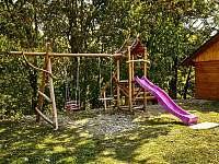 Dětské průlezky - Benecko