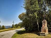 Výhledy na okolní krajinu - chata k pronájmu Benecko