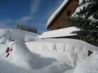 Barborka v zimě 2012 - Strážné