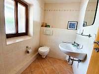 Koupelna pro pokoj 1 - Strážné