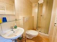 Koupelna v pokoji 2 - Strážné