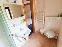 Koupelna v pokoji 6 - Strážné