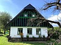 Chalupa Horní Branná - ubytování Horní Branná