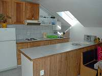 Kuchyň - apartmán B