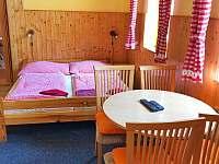 Apartman - č.4 /dvě 2-lůžkové ložnice / - pronájem Janské Lázně