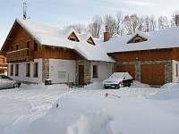 Apartmany U Švýcarského dvora - pronájem Janské Lázně
