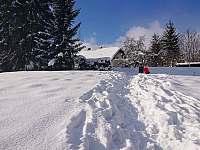 Chalupa kde bejval krám - chalupa ubytování Vysoké nad Jizerou - 2