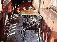 Balkon Prostorný apartmán - k pronájmu Rokytnice nad Jizerou
