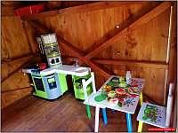 Domeček Dětské hřiště - Rokytnice nad Jizerou