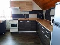 Kuchyň Apartmán s výhledem na hory - Rokytnice nad Jizerou