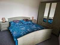 Ložnice Prostorný apartmán - pronájem Rokytnice nad Jizerou