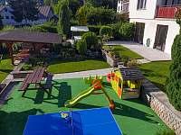 Dětské hřiště zahrada - Černý Důl