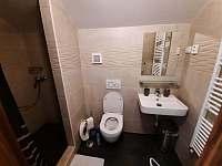 koupelna pokoj č. 4 - Černý Důl