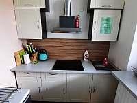 kuchyňka - Černý Důl