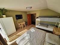 pokoj č. 4 - ubytování Černý Důl