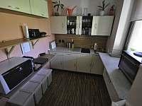 Vybavená Kuchyně - ubytování Černý Důl
