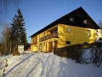 Apartmán na horách - zimní dovolená Benecko