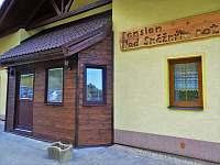 lyžárna - ubytování Prkenný Důl