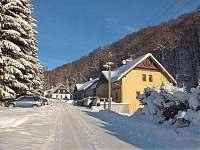 Penzion na horách - dovolená v Krkonoších