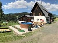 ubytování Skiareál Šachty Vysoké nad Jizerou na chatě k pronájmu - Rokytnice nad Jizerou