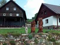 apartmány Jana a stodola Jana - k pronájmu Rokytnice nad Jizerou