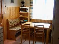 kuchyň ap. 1 - pronájem apartmánu Rokytnice nad Jizerou