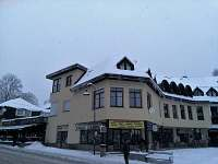 Apartmán na horách - zimní dovolená Harrachov