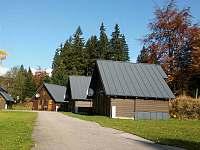 Kemp Špindl - chatky ubytování Špindlerův Mlýn