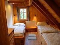 1. ložnice - Roubenka - Rtyně v Podkrkonoší