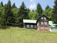 Chata k pronajmutí - okolí Františkova