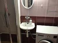 druhá koupelna v přízemí
