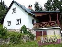 Rodinný dům na horách - zimní dovolená Harrachov