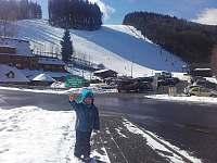 lyžařské středisko Arrakis Prkenný důl - Žacléř