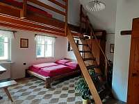 pokoj s lůžky na mezonetu - Jablonec nad Jizerou - Blansko