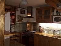sdílená kuchyně - Jablonec nad Jizerou - Blansko