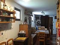 společenská místnost - Jablonec nad Jizerou - Blansko