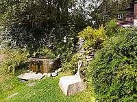 zahrada - chalupa k pronájmu Jablonec nad Jizerou - Blansko