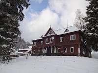 Chata k pronájmu - zimní dovolená Velká Úpa