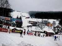 ski areál Portášky