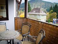 ubytování Skiareál Zlatá Olešnice v apartmánu na horách - Harrachov