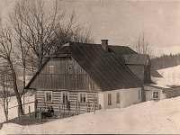 Chalupa rok 1918 - k pronájmu Benecko