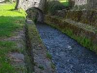Potok u chalupy - Černý Důl
