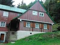 Levné ubytování Koupaliště Zákoutí Harrachov Chalupa k pronajmutí - Rokytnice nad Jizerou