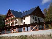 Levné ubytování v Krkonoších Apartmán na horách - Dolní Rokytnice