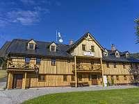 Pec pod Sněžkou ubytování 50 lidí  ubytování